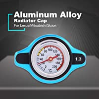 Tapa del radiador Elevar la presión Tapa del