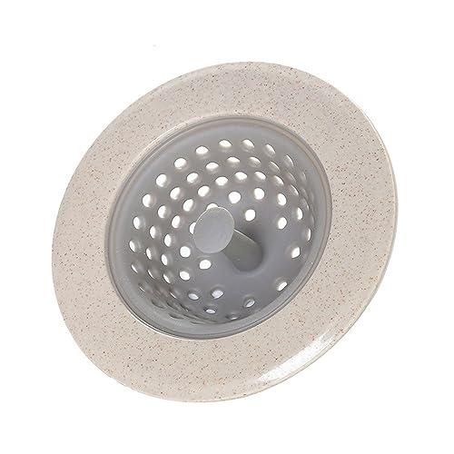 Qutaway Bathroom Sink Filter Shower Hair Trap Sink Drainer Kitchen Drain  Cover Trap Hair Catcher Filter ...