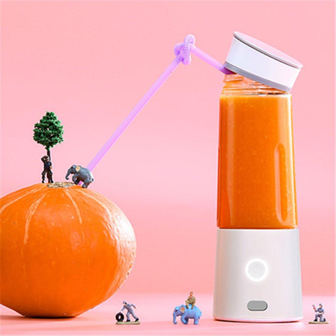 Zjuicer Calidad USB Electric Juicer Bottle - Inalámbrico ...