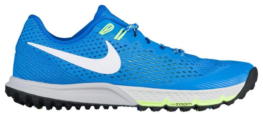 [ナイキ] Nike Zoom Terra Kiger 4 - メンズ ランニング [並行輸入品] B071GL1LHR US13.0 Photo Blue/White/Ghost Green