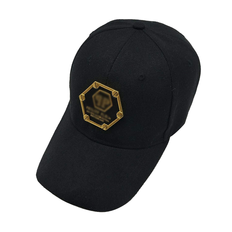 New Creative Skull Cap Stylish Sunshade Hip Hop Hat Baseball Cap Fashion Flat Sunshade Hat