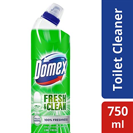 Domex Lime Fresh Toilet Cleaner - 750 ml