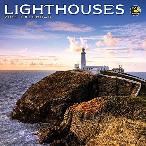 2015 Lighthouses Mini Calendar