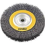 "Escova Circular Vonder 6"" X 3/4"" X 1/2"""