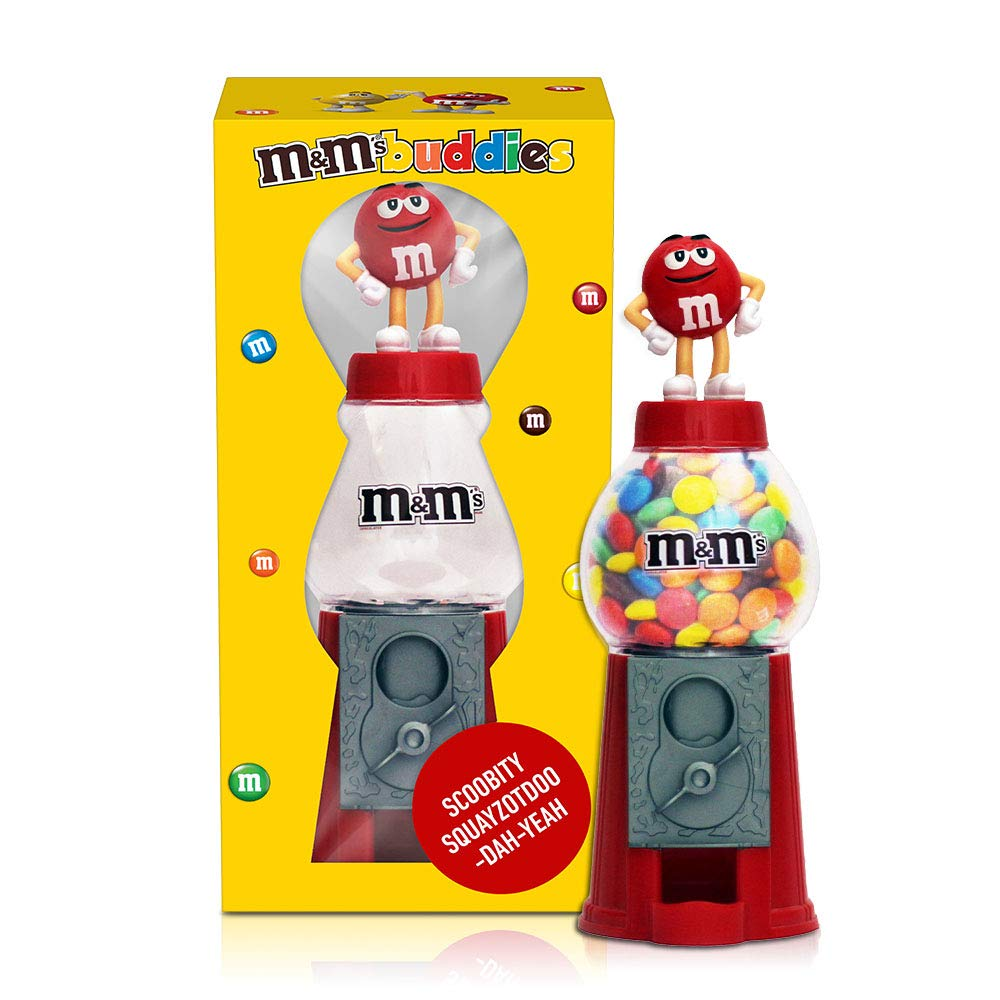 M&M'S Round Candy Dispenser Toy 15Cm Diwali Gift Pack With