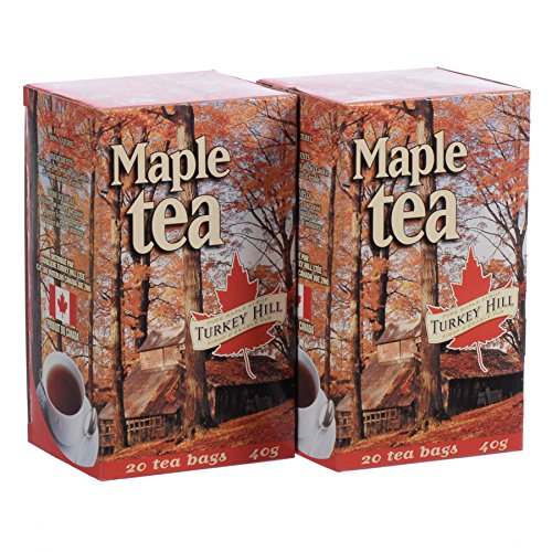 Turkey Hill 2 Pack Maple Tea (Tea Maple Canada)