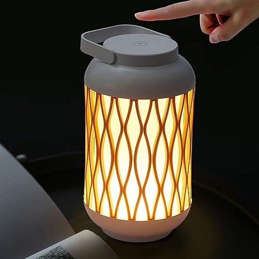 Artpad Linterna portátil 3W Lámpara colgante Lámpara de mesa Luz ...