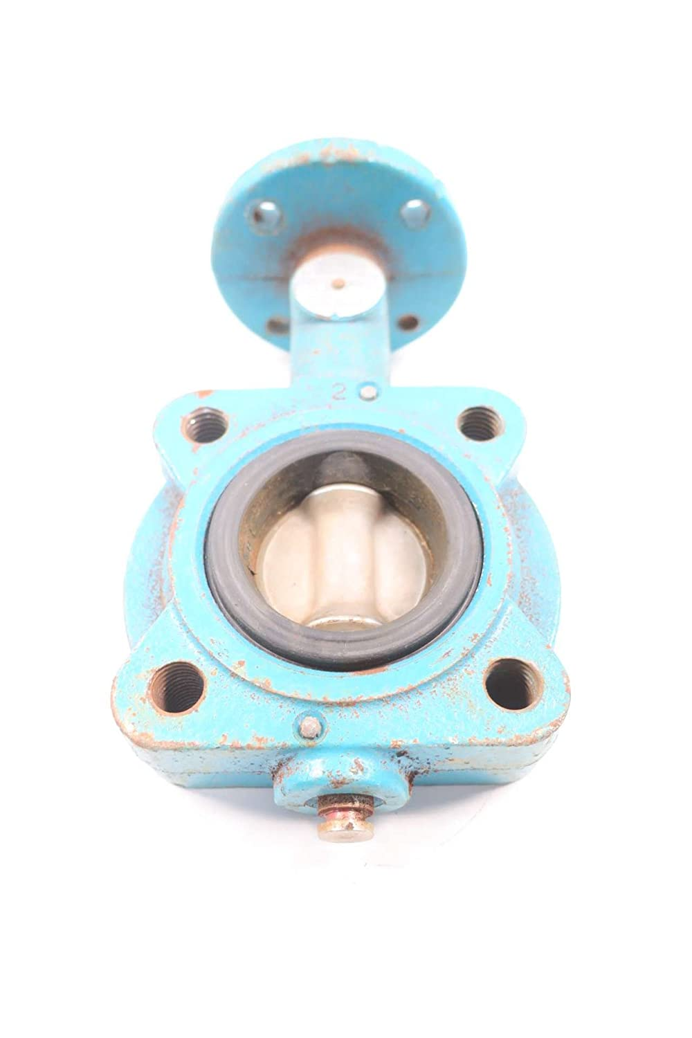 GRINNELL LC-8271-7 2 in Manual Iron FLANGED Butterfly Valve D577558