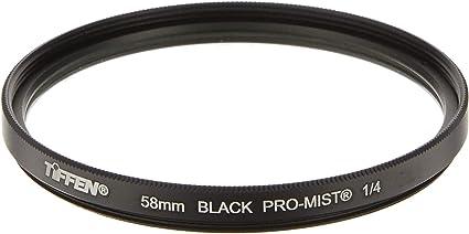 Tiffen Filter 58mm Black Pro Mist 1 4 Filter Kamera