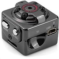 Nano câmera espiã 8GB que tira foto e filma em FULL HD no escuro