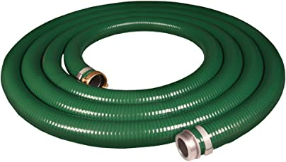 Apache 98128045 2  x 25u0027 PVC Style G (Green) Suction Hose with  sc 1 st  Amazon.com & Amazon.com: Suction Hoses - Suction u0026 Vacuum Hoses: Industrial ...