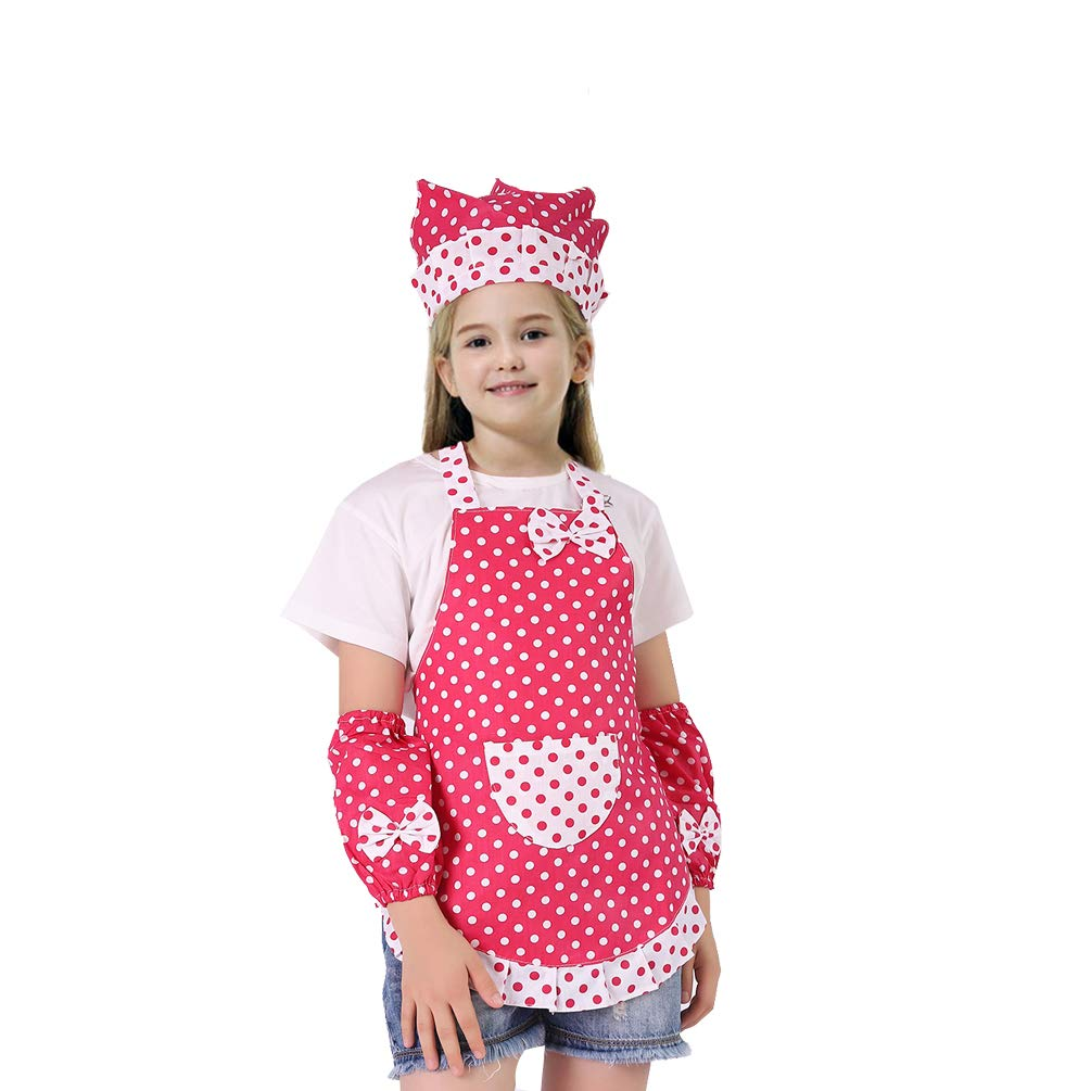 Cute kids play kitchen outfit