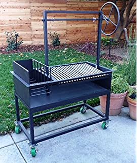 Como Construir Parrillas / How to construct Grills: Haga su ...