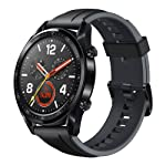 "Huawei Watch GT Sport - GPS Smartwatch with 1.39"" AMOLED Touchscreen, 2-Week Battery Life, 24/7 Continuous Heart Rate..."