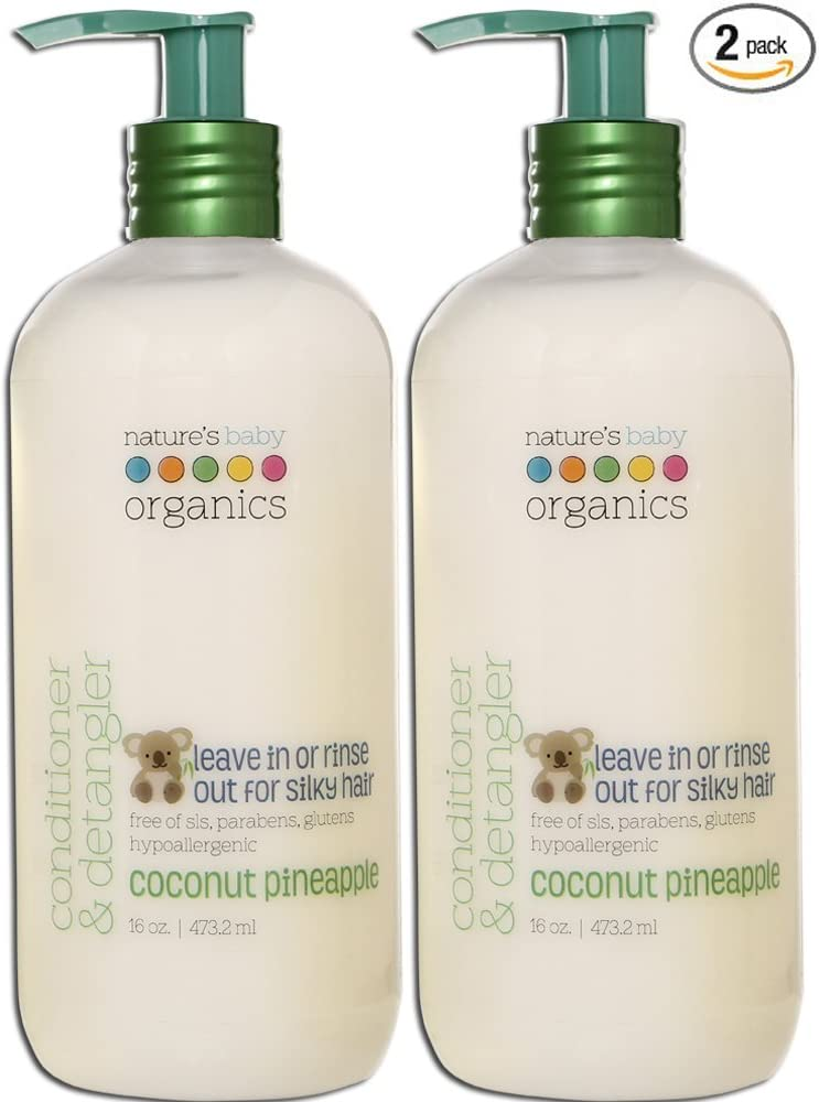Top 10 Best Organic Baby Shampoo (2020 Reviews) 6