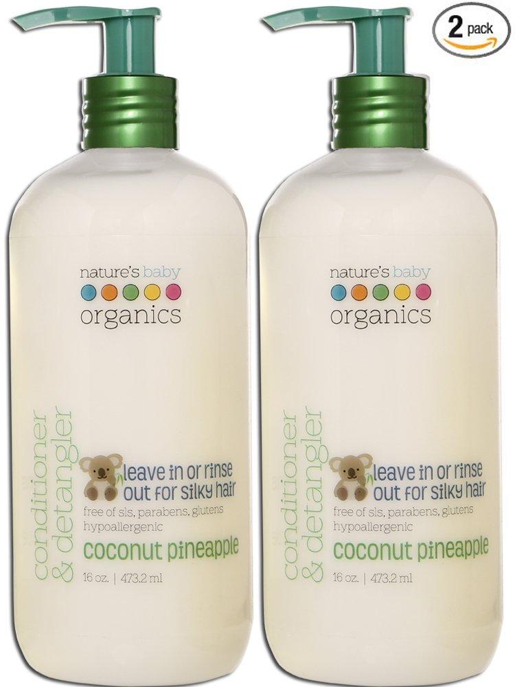 Amazon Com Nature S Baby Organics Shampoo Amp Body Wash