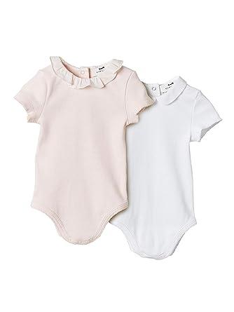 3c5acbaf23826 Cyrillus Body par lot de 2 bébé: Amazon.fr: Vêtements et accessoires