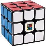 ルービックキューブ 競技用3x3x3 Findbetter 3RS2 スピードキューブ 3x3 公式 ver.2.1 黒素体 世界基準配色 PVCシール こども 脳トレ 知育玩具 ポップ防止 回転スムーズ 57x57x57mm