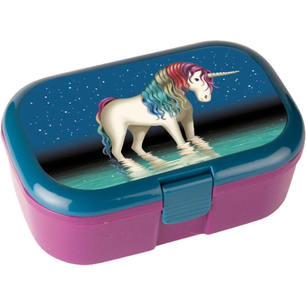 Brotzeitbox mit Einhorn