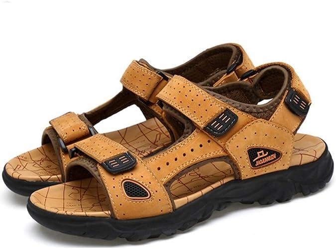 Sandales de Marche Summer Men Sandals Chaussures de Plage