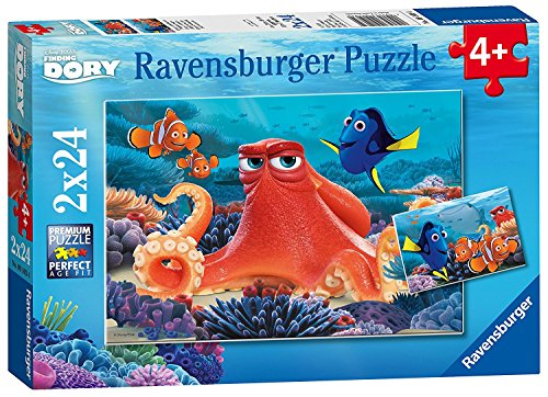 Ravensburger Disney: Finding Dory 2 Pack Puzzle (24 - Pack Puzzle 2