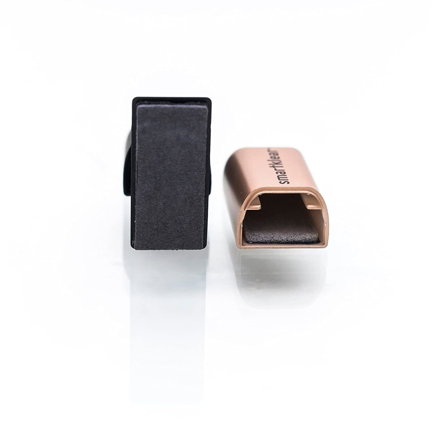 New CarbonKlean SmartKlear Electroplated Smartphone Screen Cleaner Anti-Bacteria ROSE GOLD