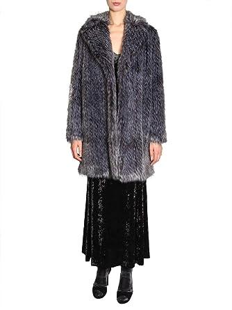 Michael By Michael Kors Giacca Outerwear Donna MF82HRPACX040 Modal Grigio   Amazon.it  Abbigliamento 4418c20b681