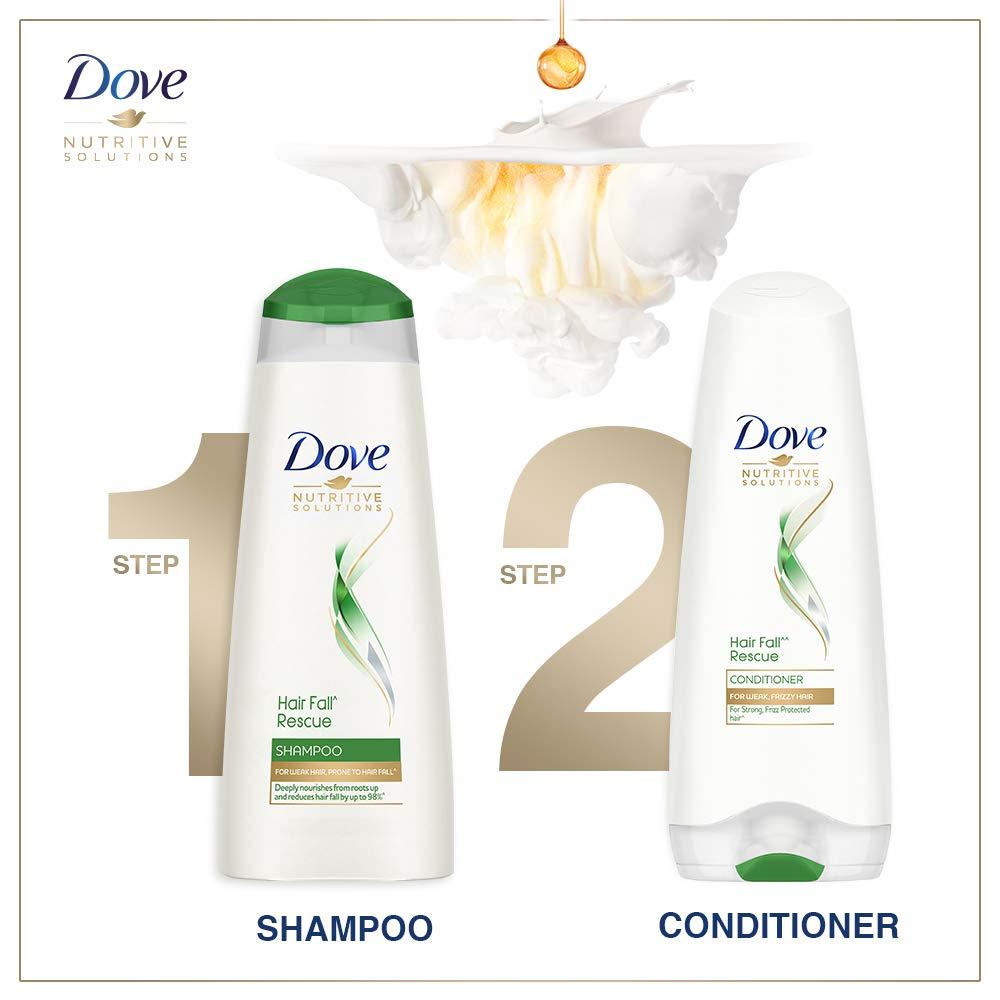 Dove Hair Fall Rescue Shampoo – 12ml