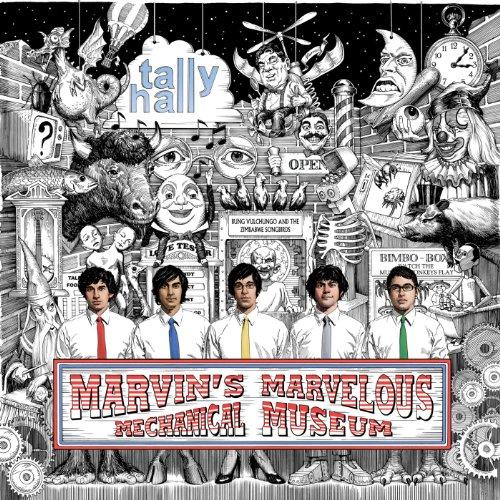 Marvin's Marvelous Mechanical ...