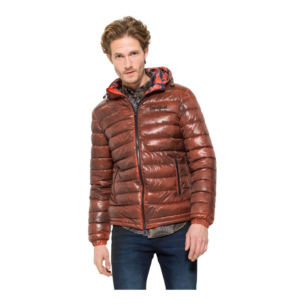 Desigual Mens Jacket August at Amazon Mens Clothing store