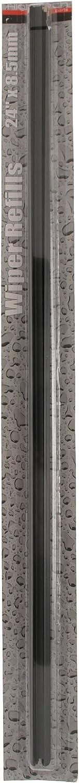 Pearl PWR24W 24-inch// 610 x 8.5mm Wiper Refill Blades Twin Pack