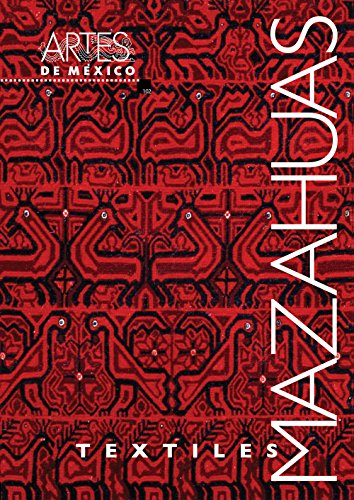 Textiles mazahuas. Artes de Mexico # 102 (bilingual: Spanish/English) (Spanish and English Edition)