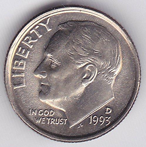 Franklin D Roosevelt Dime - 4