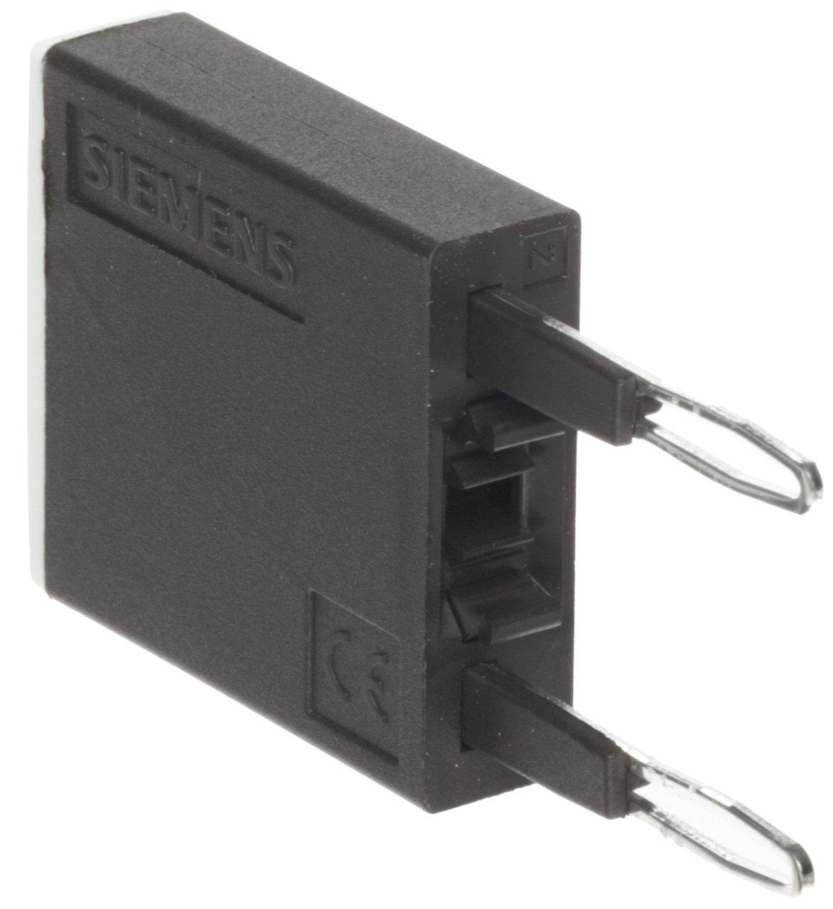 Siemens 3RT19 16-1BC00 Surge Suppressor, Varistor Design, S00 Size, 48-127VAC Rated Control Supply Voltage