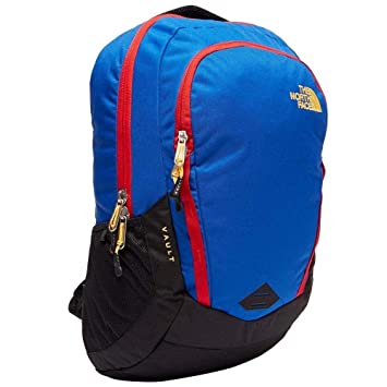 The North Face Vault Mochila, Unisex Adulto, Azul (Bright Cobalt Blue/TNF Black), Talla Única: Amazon.es: Deportes y aire libre
