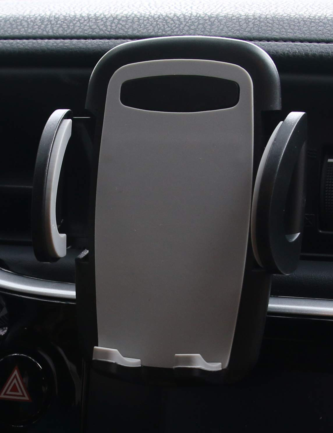 Belumans Universal Smartphone Car Air Black Vent Mount Holder Cradle Compatible with iPhone X 8 8 Plus 7 7 Plus SE 6s 6 Plus 6 5s 5 4s 4 Samsung Galaxy S6 S5 S4 LG