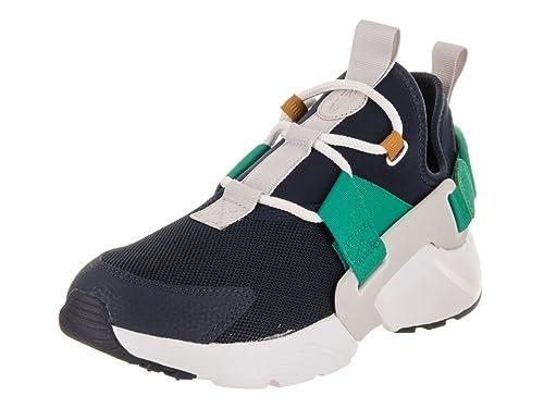 chaussures de sport aec4e 85d2b Nike Femme Air Huarache Ville Basse Chaussure de Course à ...