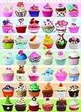 EuroGraphics Cupcake Celebration Puzzle (1000-Piece)