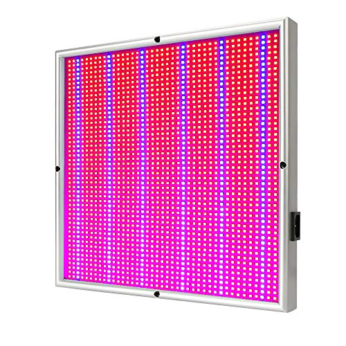 200W Grow Light, Plant Lights LED Grow Light for Indoor Plants, Growing Lamp for Veg and Flower