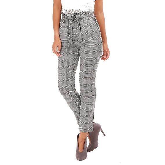 83bf0ed4f358d Pantalon Carreaux Femme – Trendy Pony