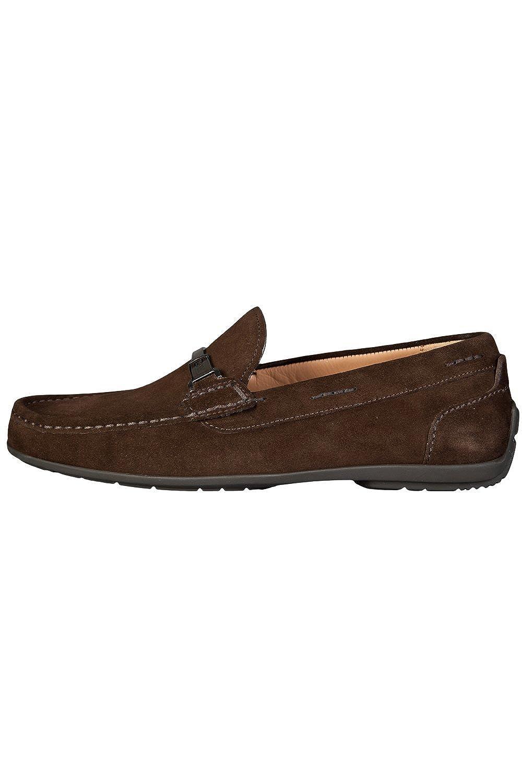 Conducción Masculina Hugo Boss Negro Zapatos De Flarro 50285482 UK10/eu44 Marrón: Amazon.es: Zapatos y complementos