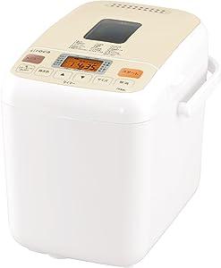 Home bakery: [make 1 loaf loaf-1.5-2 loaf] mochi-rice flour / rice bread corresponding 2 loaf home bakery SHB-612 can make even siroca yogurt caramel butter