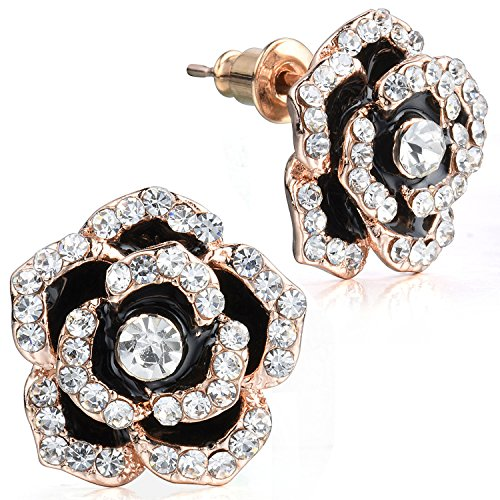 Morenitor Earrings Zirconia Plated Earring