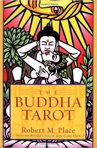 The Buddha Tarot: Robert M  Place: 9780738704418: Amazon com