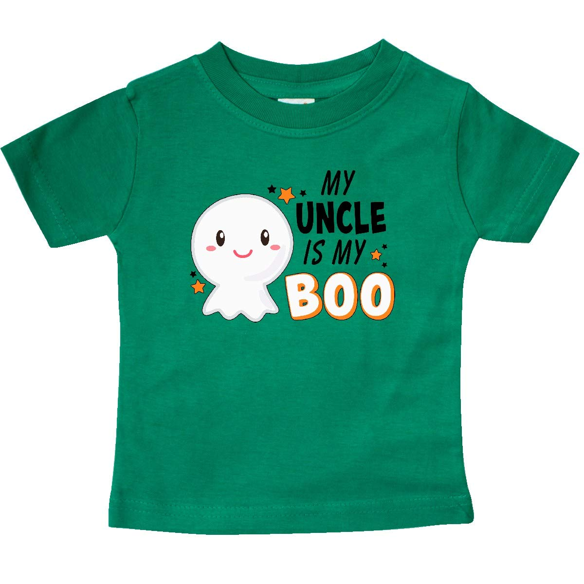 inktastic My Uncle is My Boo with Cute Ghost Baby T-Shirt