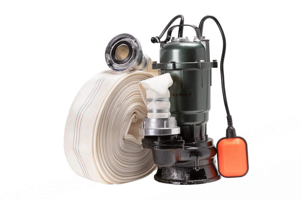 230V avec broyeur 550W Pompe eaux charg/ées R/öhtenbach HUNTER2850