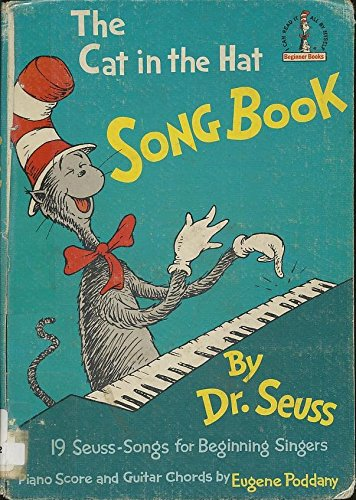 Cat in the Hat Song Book (House Guitar Son)