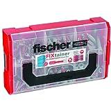 Fischer FIXtainer DuoPower 210 teilig Box, 1 Stück, 535968