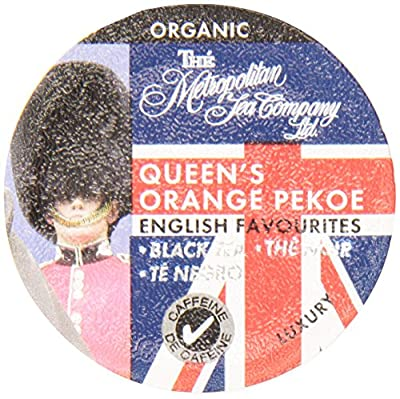 Organic Queen's Orange Pekoe Tea K-Cups - 24 count