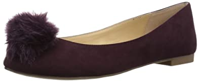 Charles by Charles David Women's Danni Ballet Flat, Cabernet, 6 Medium US